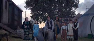 "Revelan el primer tráiler de ""Dumbo"" de Tim Burton"
