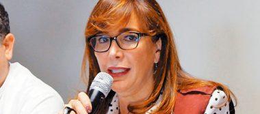 Eva Cadena no es cercana a López Obrador: Yeidckol Polevnsky
