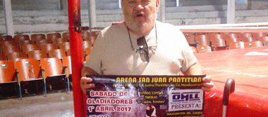 """""""Chacho"""" Herodes inicia promoción"""
