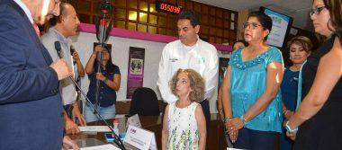 Se registra La Güereja como candidata a diputación federal