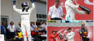 Valtteri Bottas vence a Vettel y gana su segunda victoria en el GP de Austria