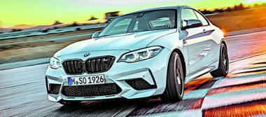 Sangre deportiva: BMW M2 Competition