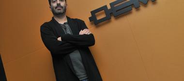"""""""El cine debe divertir, pero también dejarle algo al público"""": Luis Vizcaíno"""