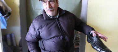 Conoce a Don Timoteo, el zapatero de Carlos Salinas de Gortari