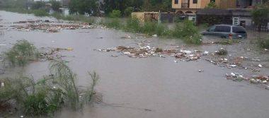Tormenta dejó inundación caos y muerte en Reynosa