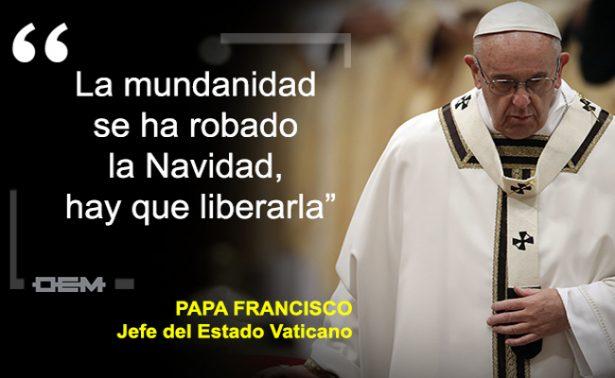 Frases Del Papa Francisco De La Navidad.Abc Radio