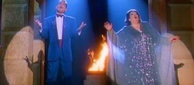 Barcelona, el himno que uniA? las voces de Montserrat CaballA� y Freddie Mercury