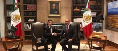 José Calzada Rovirosa renuncia como titular de Sagarpa