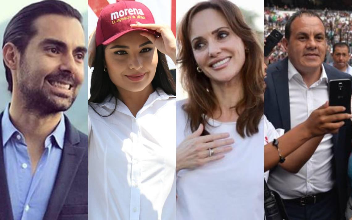 De la fama a la política; estas personalidades alcanzaron la victoria electoral