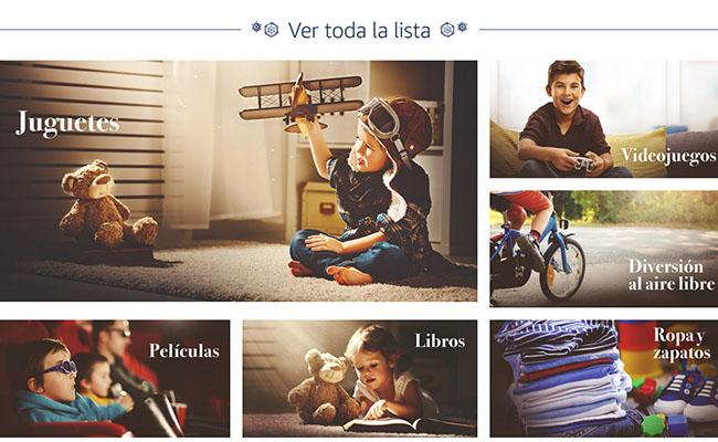 ¡Atención Reyes Magos! Amazon lanza tienda electrónica para los consentidos del hogar