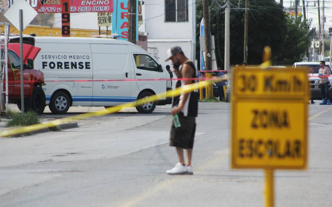 Caldera de violencia estalla en Chihuahua, MA�xico EvalA?a alerta niveles de homicidios en 2018