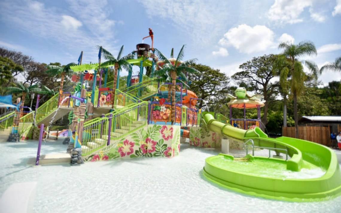 Six Flags de Oaxtepec permanecerá cerrado hasta noviembre