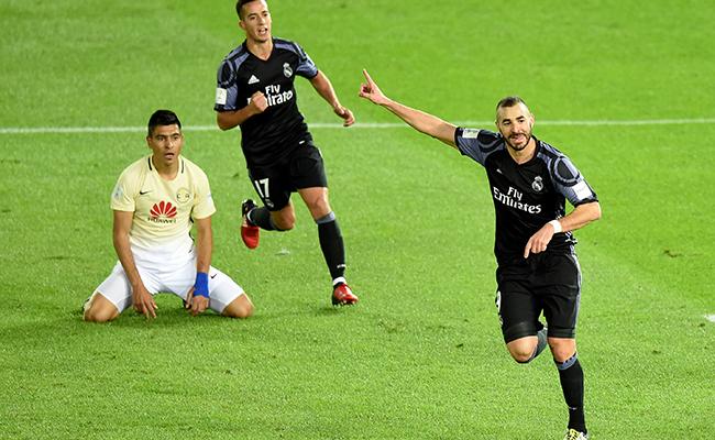 Real Madrid vence al América 2-0; Aguilas van por tercer lugar