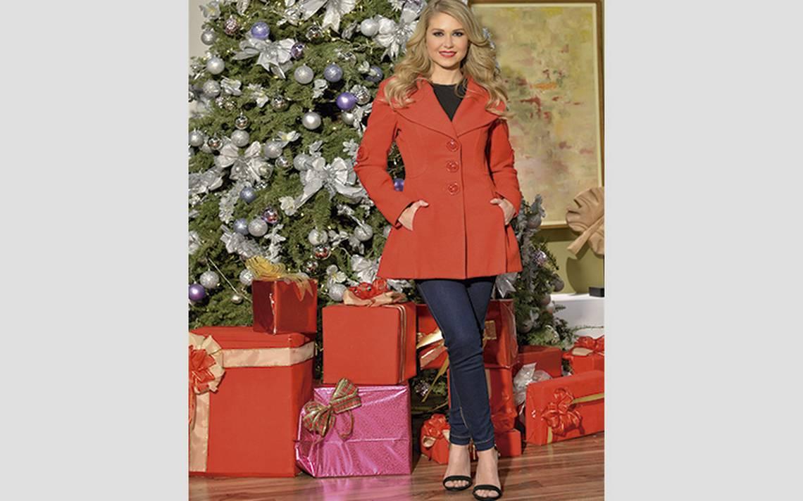 Ingrid Martz será la anfitriona para la cena de Navidad