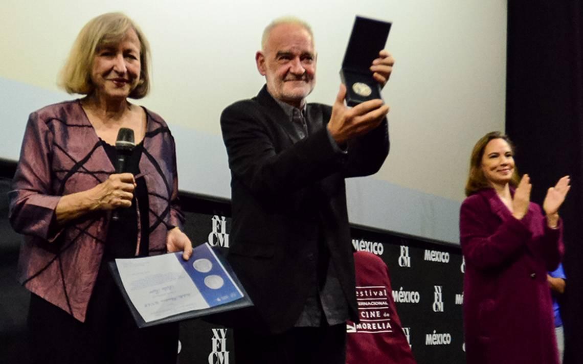 Béla Tarr recibe homenaje en FICM