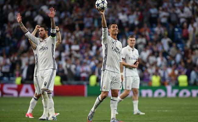 Real Madrid rompe quinielas y está en semis de Champions
