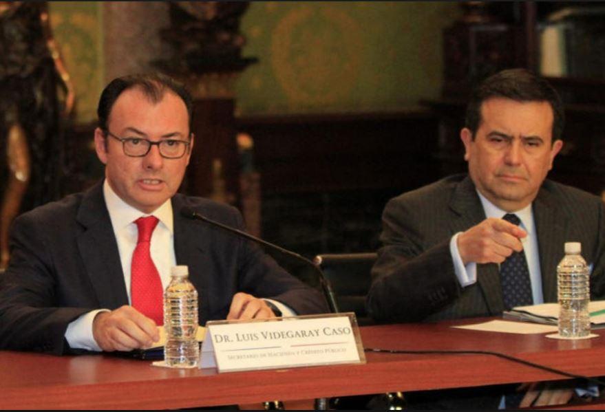 Videgaray y Guajardo discutirán en Canadá planes para Norteamérica