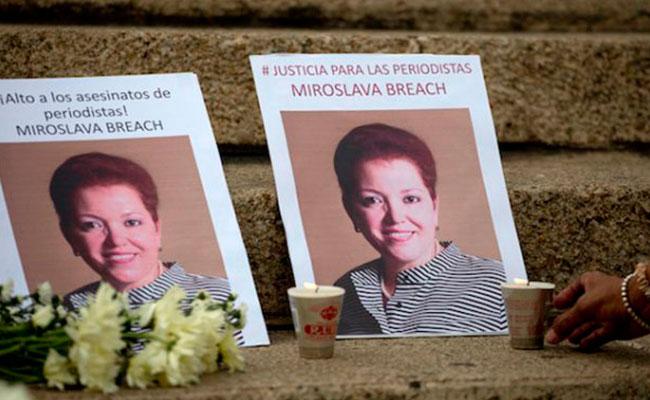 Piden esclarecimiento de asesinato de periodista