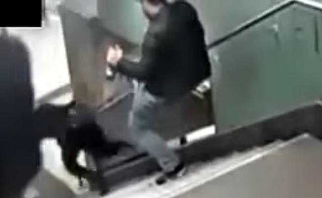Detienen a presunto agresor de una mujer en el metro de Berlín