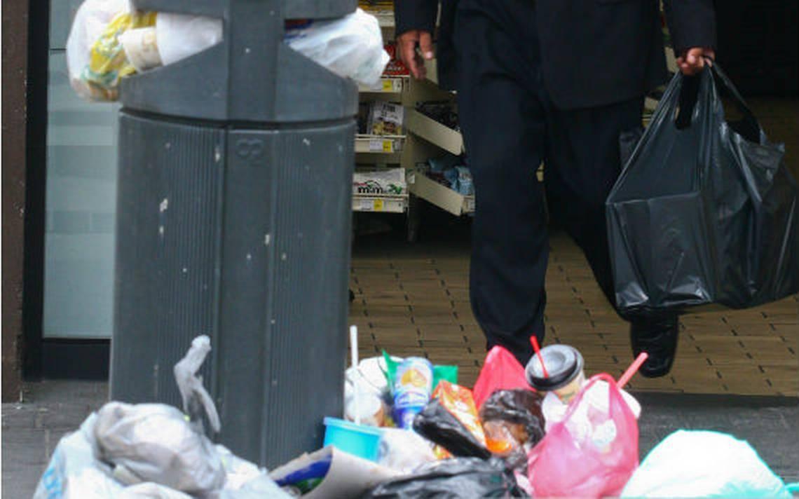 Llaman a evitar uso de bolsas de plástico en beneficio de medio ambiente