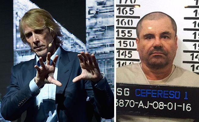 Buscan que Michael Bay dirija película sobre El Chapo