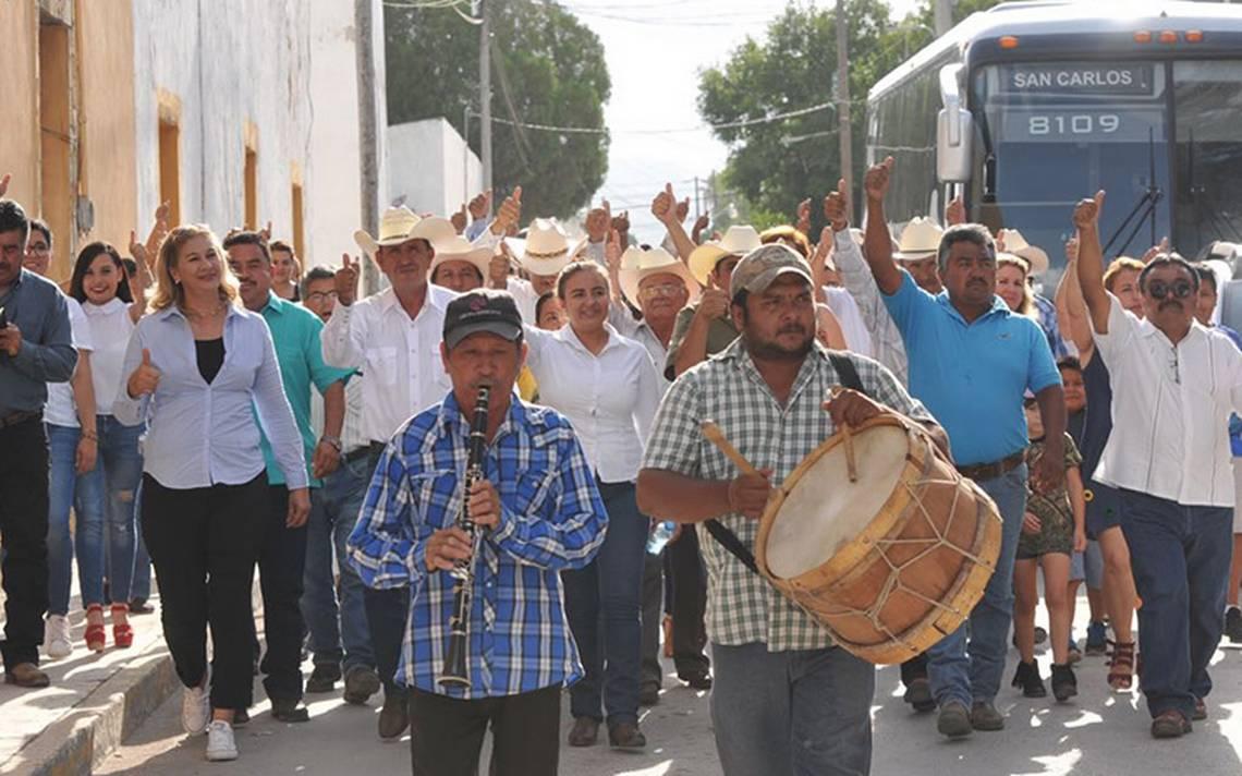 Desde la cárcel candidato festeja triunfo en Tamaulipas; todavía puede asumir la presidencia