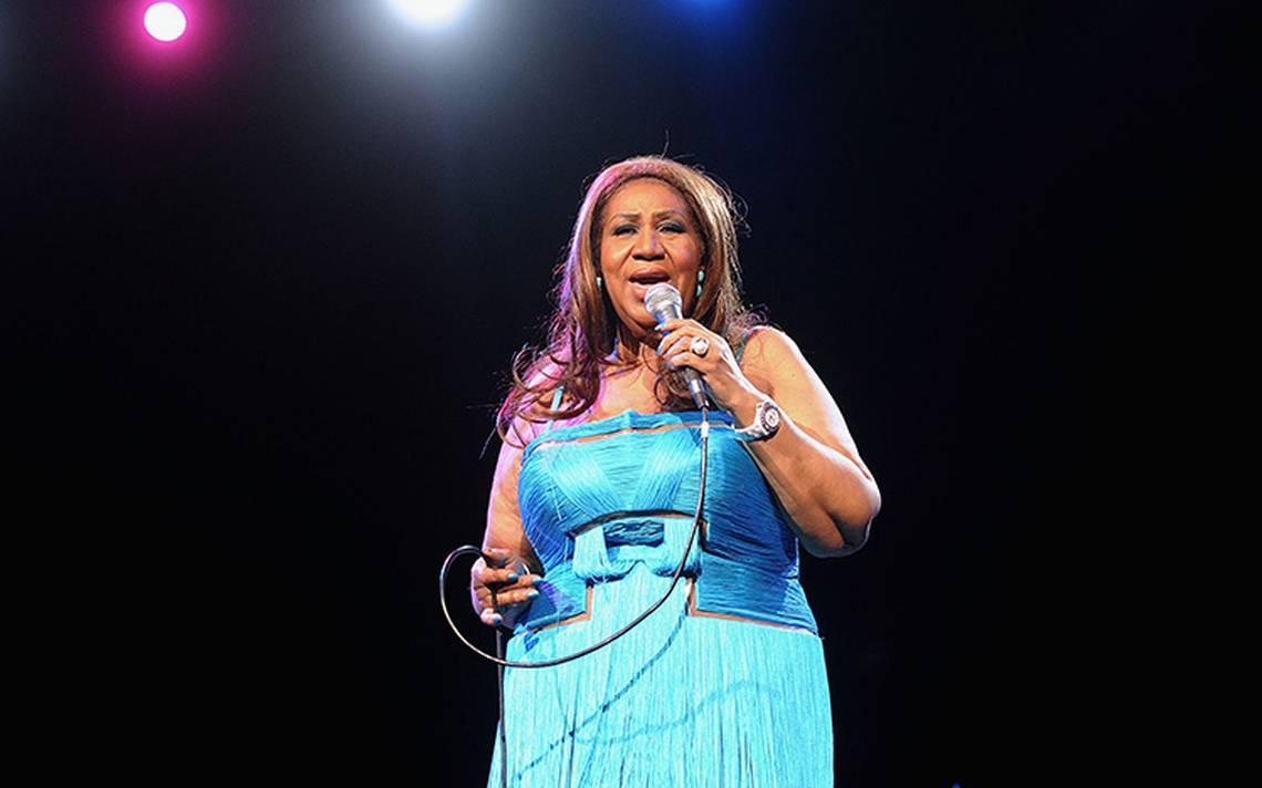 Aretha Franklin sigue riendo y bromeando, asegura su sobrino
