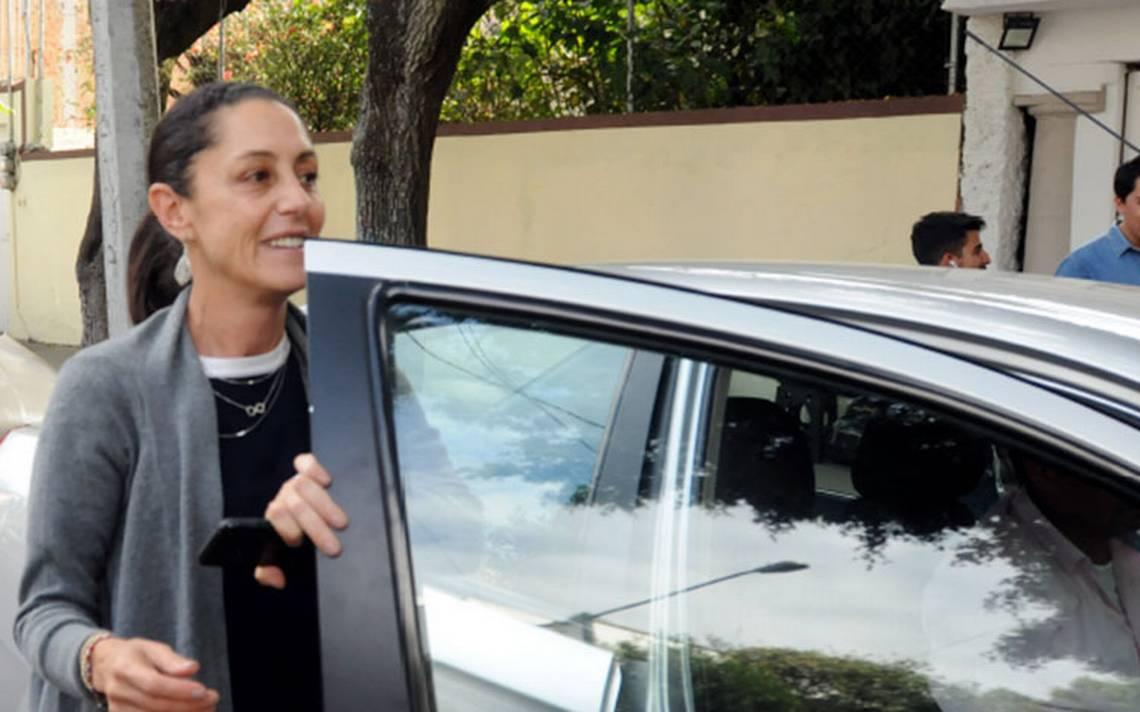 Claudia Sheinbaum aumentará presupuesto a Sacmex