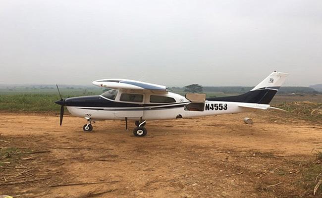 Ejército Mexicano asegura droga y aeronave en Oaxaca
