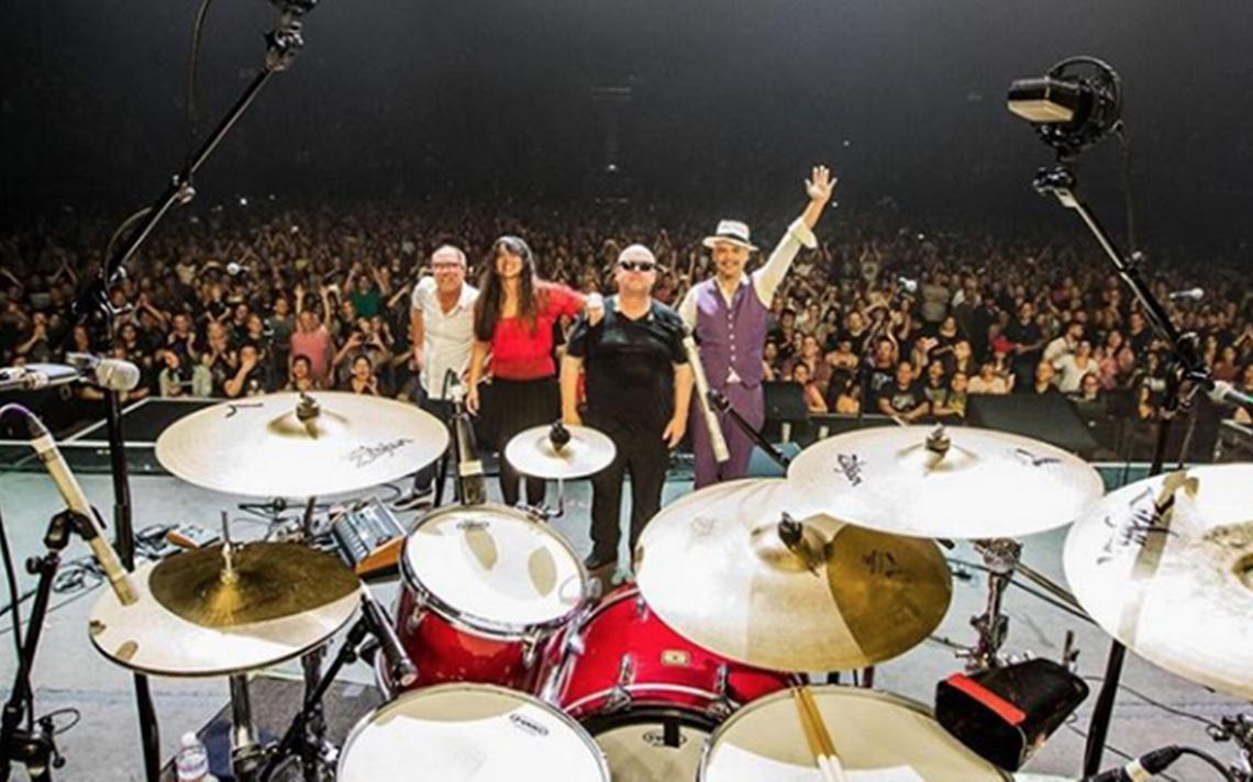 Semana de las Juventudes tendrá ¡a Pixies gratis en el Zócalo!