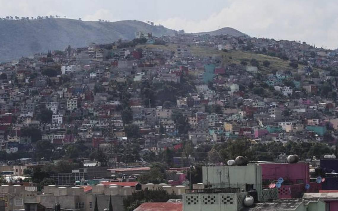 Sismo de magnitud 2.5 sacude a Naucalpan, Edomex; no se reportan daños