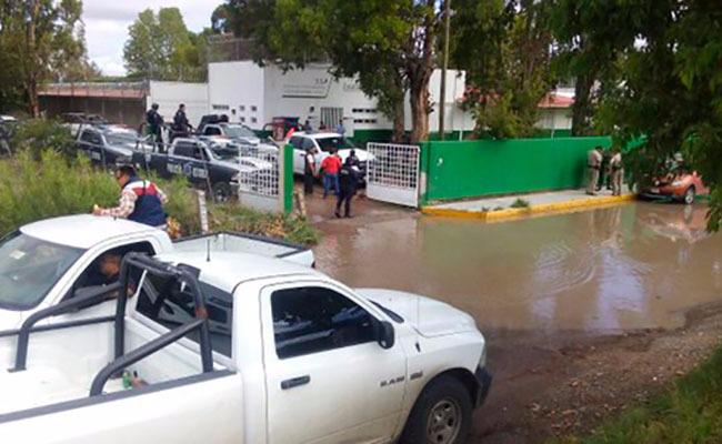 Controlan en Zacatecas conato de bronca en tutelar