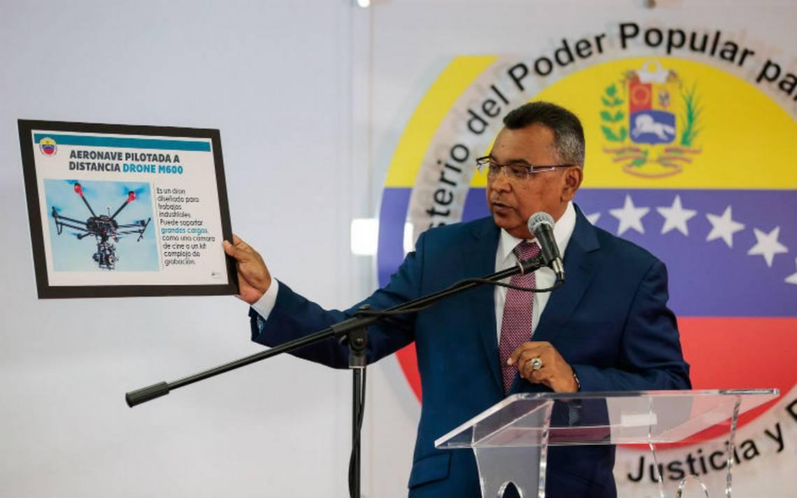 Detienen a seis personas por atentado contra Maduro