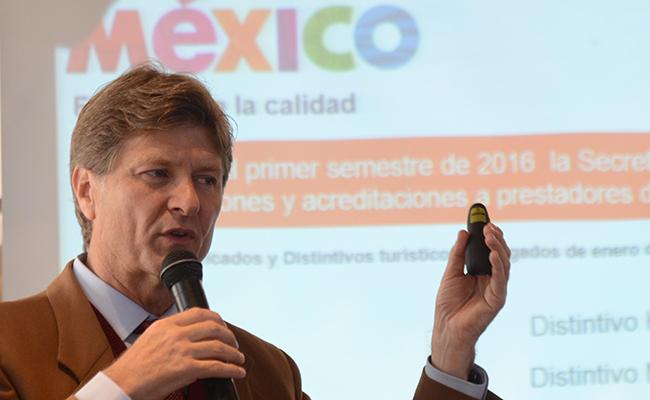 México con ventajas comparativas y competitivas para enfrentar los retos actuales: Enrique de la Madrid