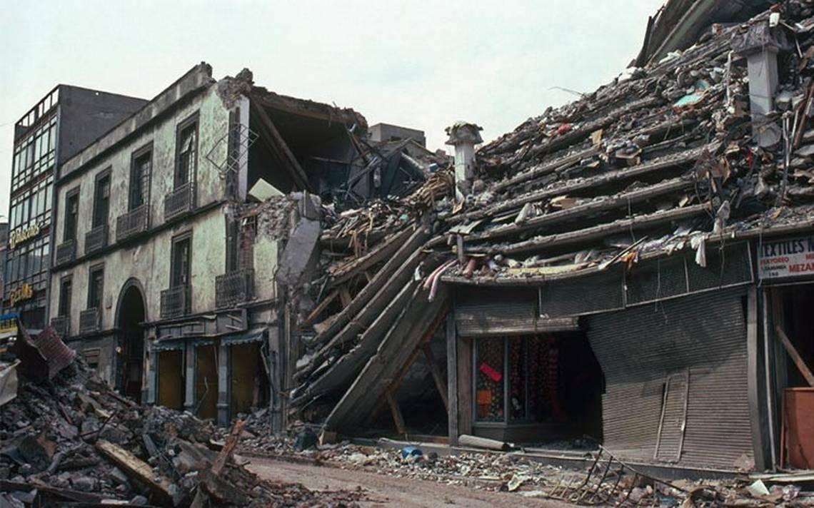 Fotografió sismo del 85, ahora 32 años después, resulta herido y su esposa fallece