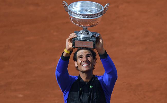 ¡Histórico! Rafael Nadal conquista su décima corona en Roland Garros