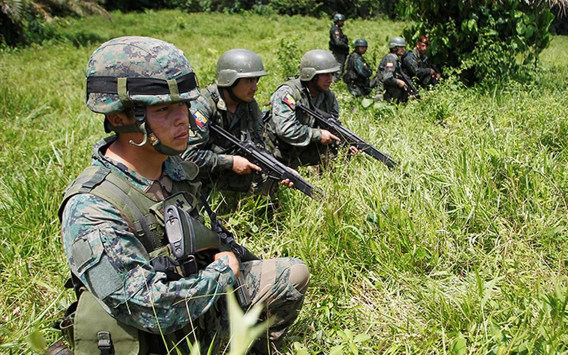 Cártel de Sinaloa mete las manos en las FARC