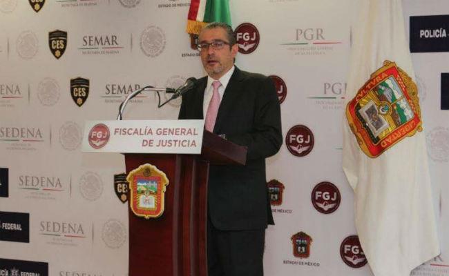 Detienen en Edomex a líder de célula delictiva de Jalisco y 3 cómplices