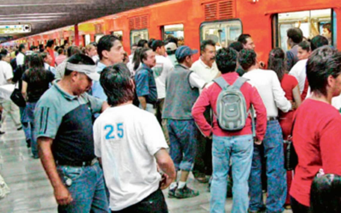 Todo un A�xito proyecto de la UNAM para agilizar filas en el Metro
