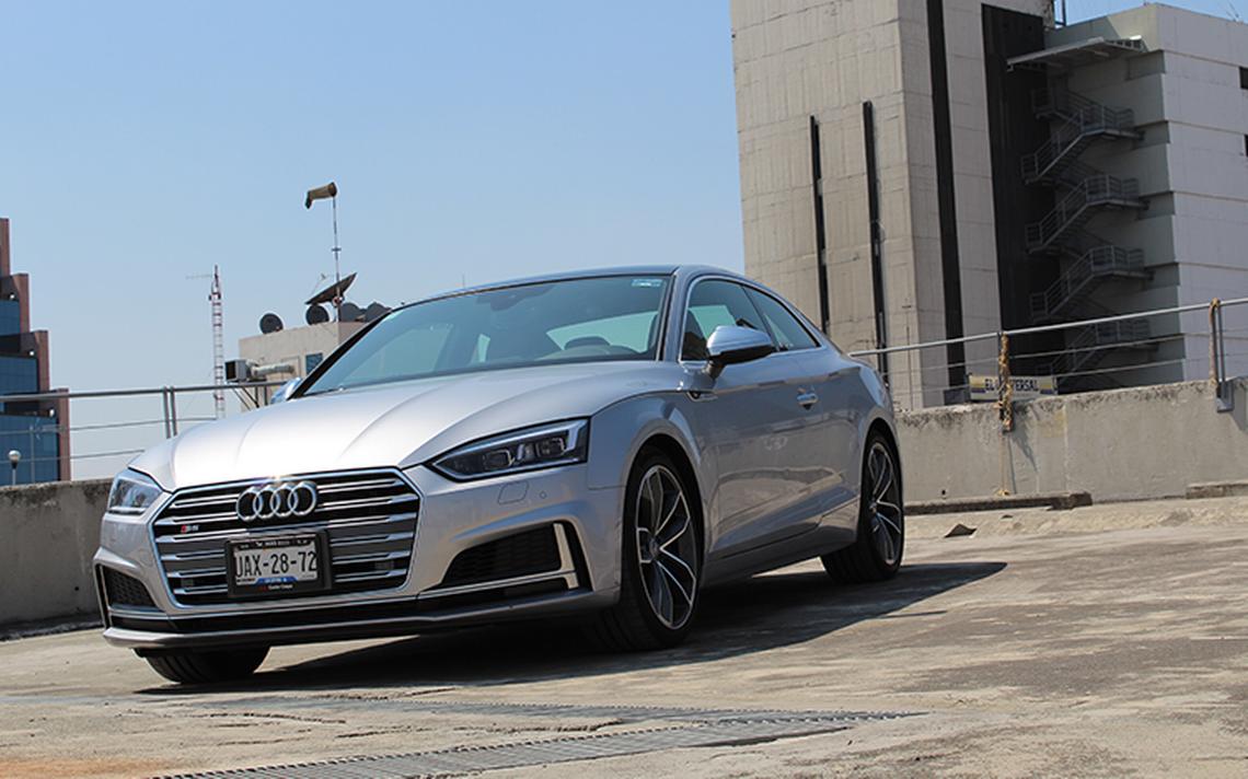 Audi S5 un coupA� potente y audaz