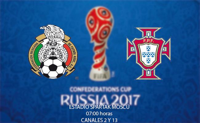 El tricolor buscará ante Portugal el tercer puesto en la Confederaciones