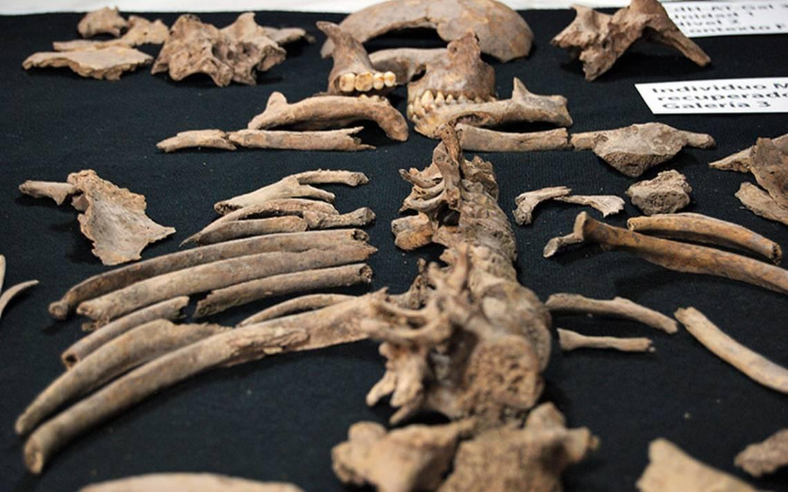 Robots revelan sacrificios humanos de hace 3,000 años en Perú