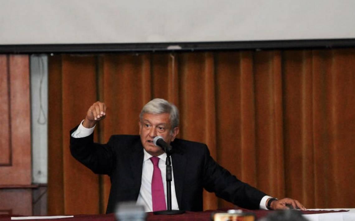 Exigen al Tribunal dar como vencedor de la elección a López Obrador