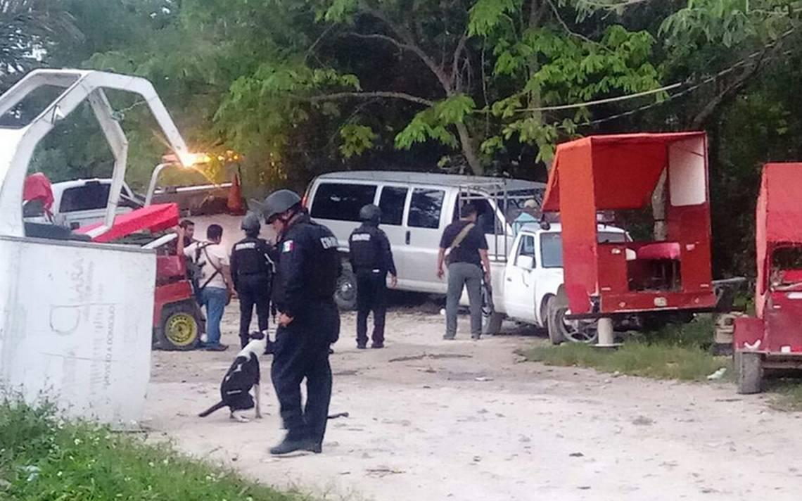 Tras balacera en Cancún, rescatan a secuestrado