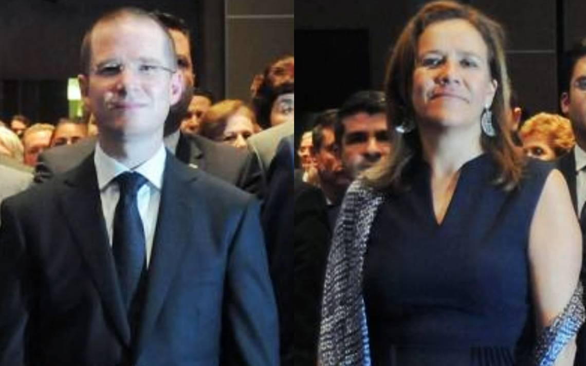 Ricardo Anaya asegura que Margarita Zavala tiene mucho que aportar a su campaña