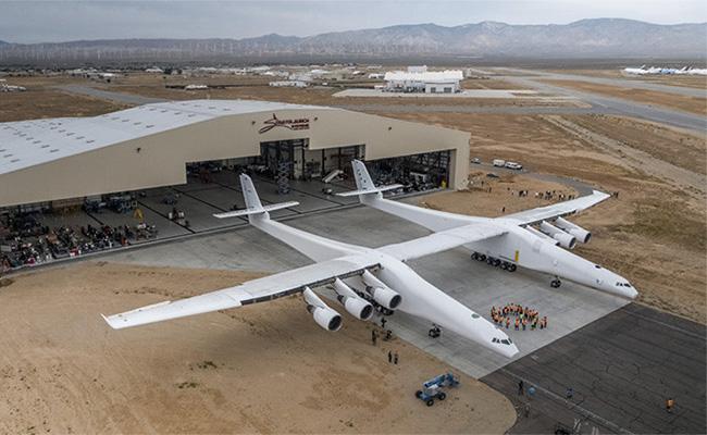 [Video] Así es el avión mutante más grande de la historia