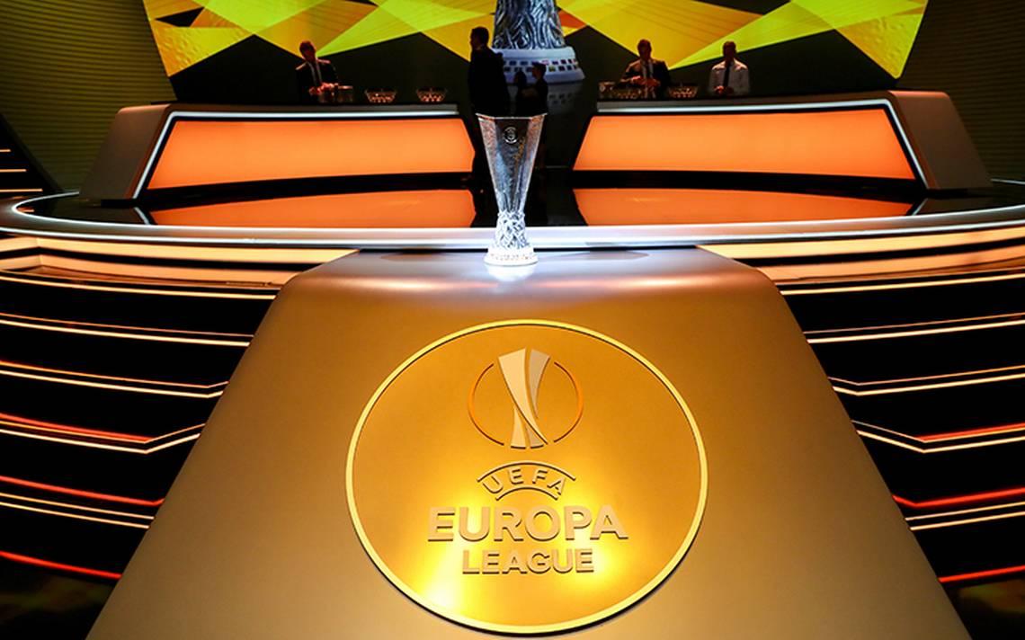 Lista la fase grupos de la Europa League; así les irá a los mexicanos