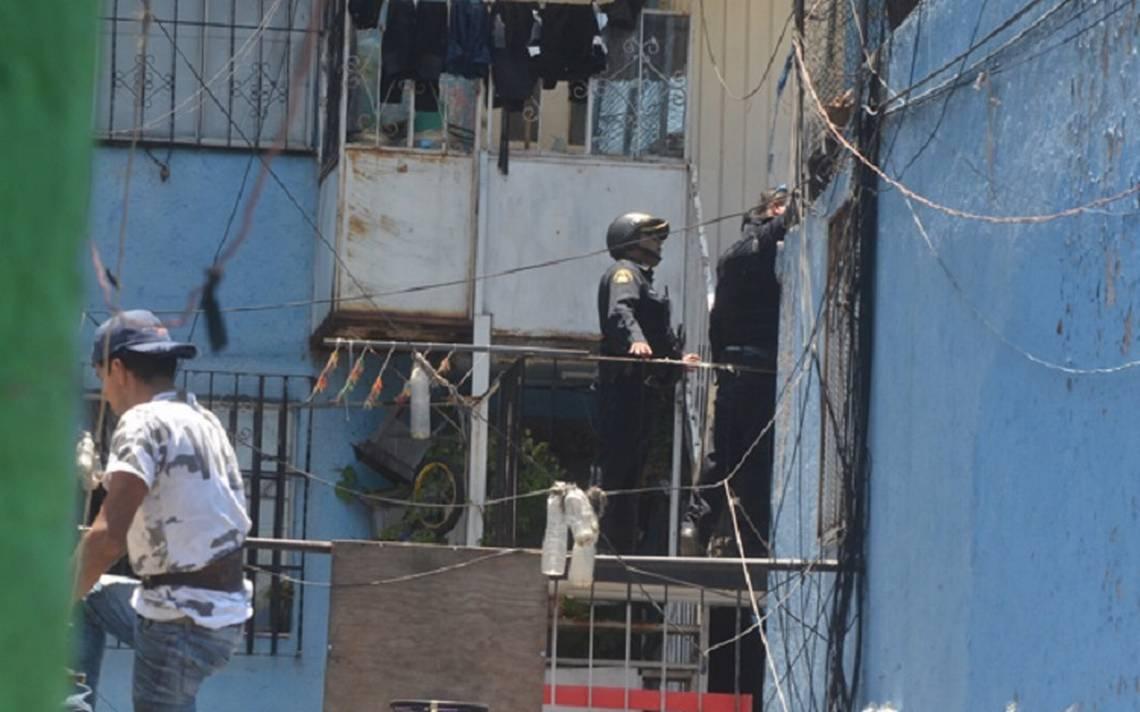 Policía capitalina realiza operativo y reemplaza elementos en Tepito tras videoescándalo