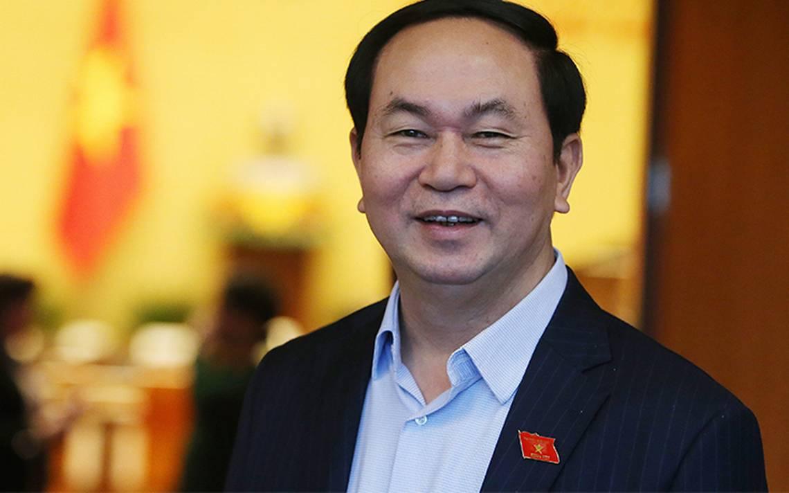 Fallece el presidente de Vietnam a los 61 años de edad