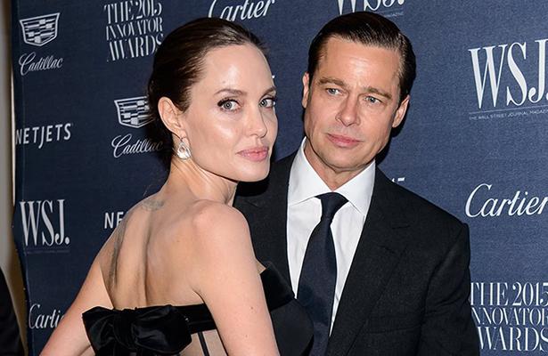 Brad y Angelina protegen la privacidad de sus hijos